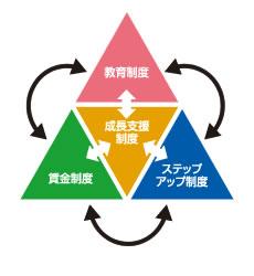 人事制度体系図